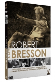 A Arte de Robert Bresson - Edição Limitada com 4 Cards (Digistack com 02 DVDs)