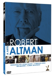 A Arte de Robert Altman (2 DVDs)