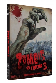 Zumbis no Cinema Vol. 3 Edição Limitada com 4 Cards (Digistack 2 DVDs)