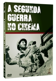 A Segunda Guerra no Cinema (3 DVDs)