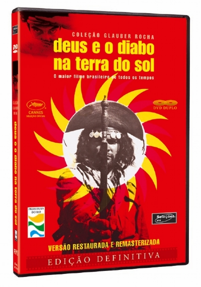 Deus e o Diabo na Terra do Sol (2 DVDs)