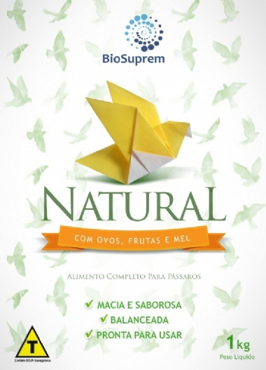 Natural 1 Quilo
